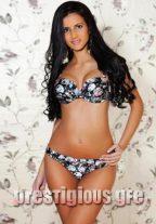 Meet Venezuelan Beauty Ezzel in Hong Kong