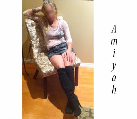 Amiyah Gold